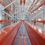 מדפים לאחסנה כבדה למחסן לפי מידות