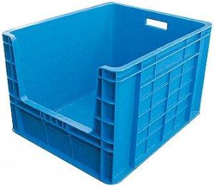 מכל פלסטיק כחול