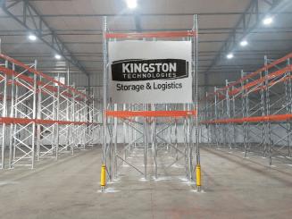 קינגסטון - מדפים לאחסנה כבדה